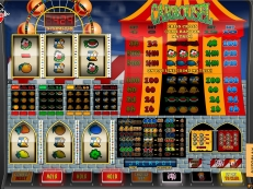 carrousel - Play our Fruitmachines Fullscreen for Free