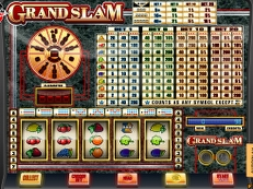 grand slam - Play our Fruitmachines Fullscreen for Free