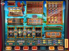 merry tortuga - Play our Fruitmachines Fullscreen for Free
