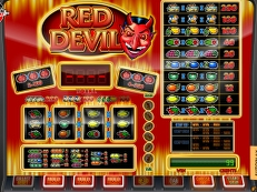 red devil - Haunted House