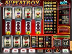 supertron - Random Runner