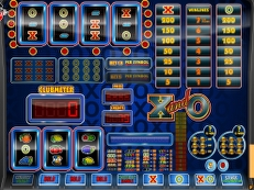 x and o - Play our Fruitmachines Fullscreen for Free